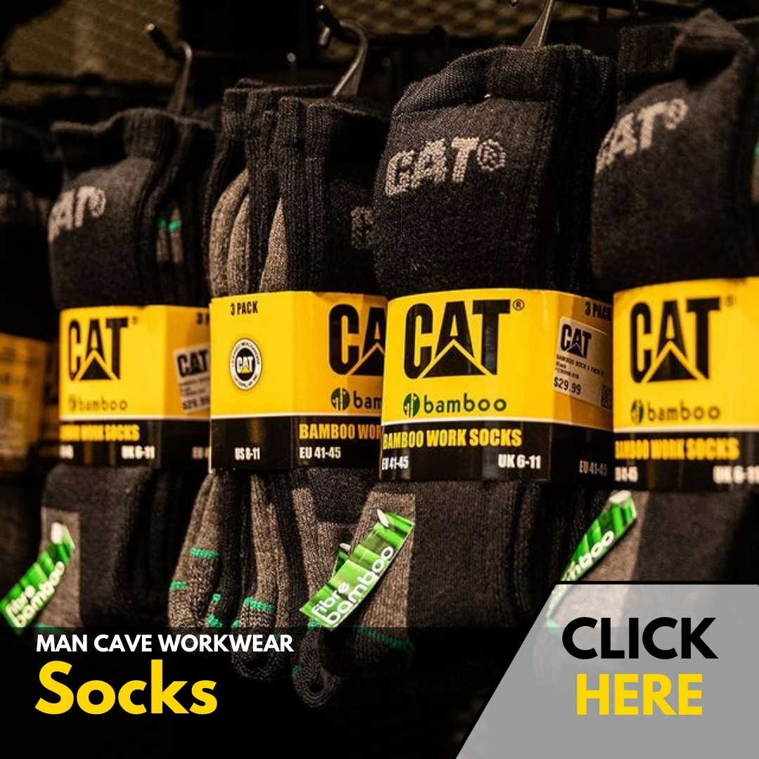 Man Cave Workwear | SOCKS