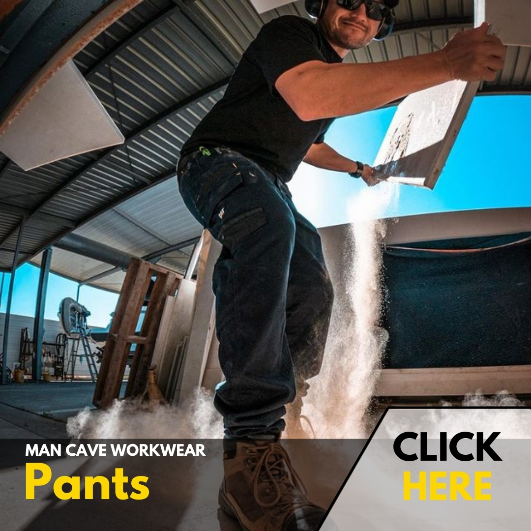 Man Cave Workwear | PANTS