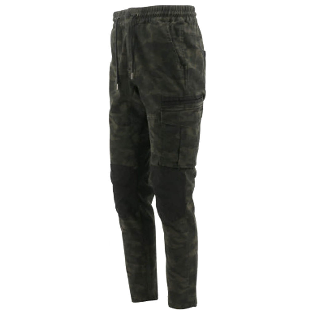 CAT Dynamic Pants - Night Camo (Left)