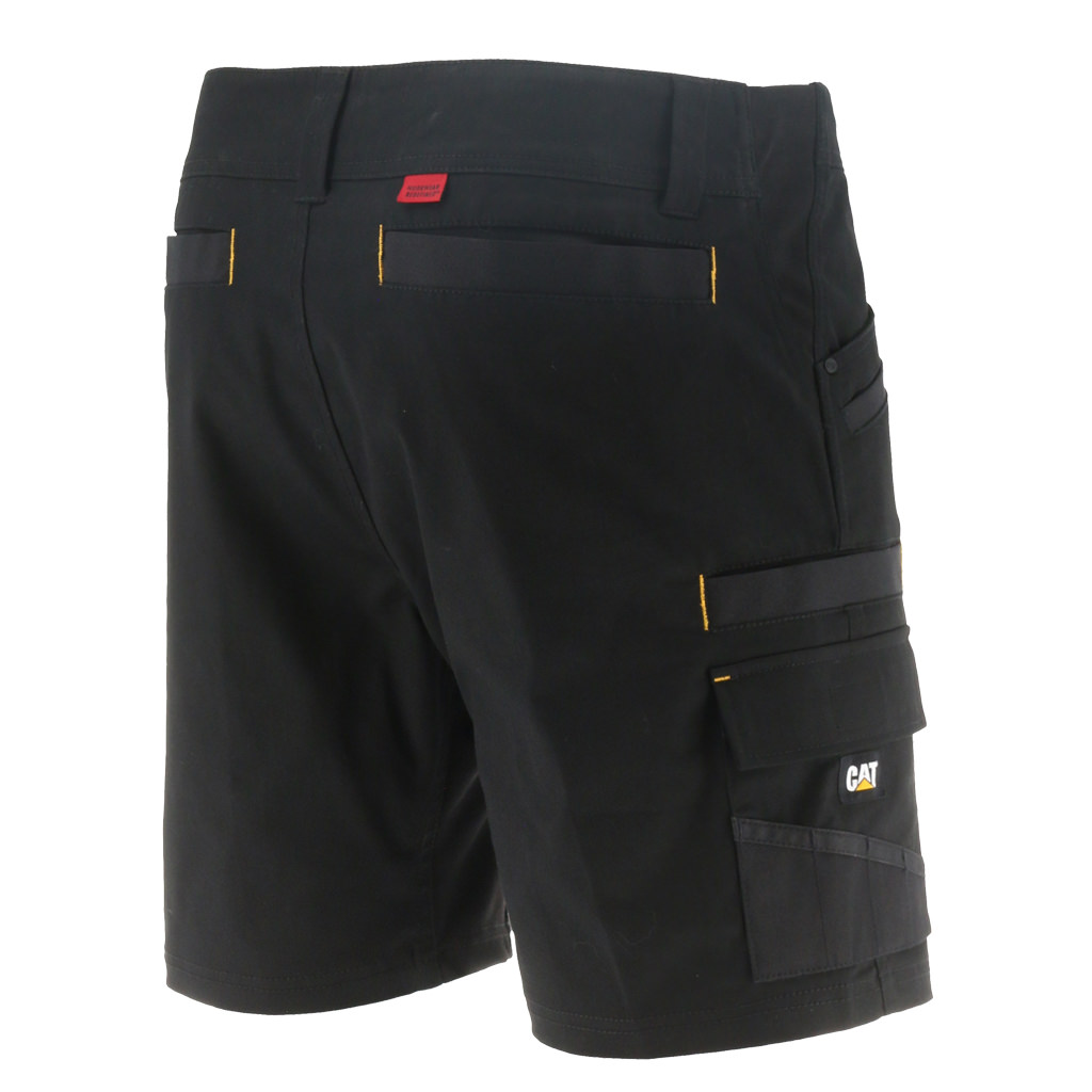 CAT Elite Operator Shorts - Black (back)