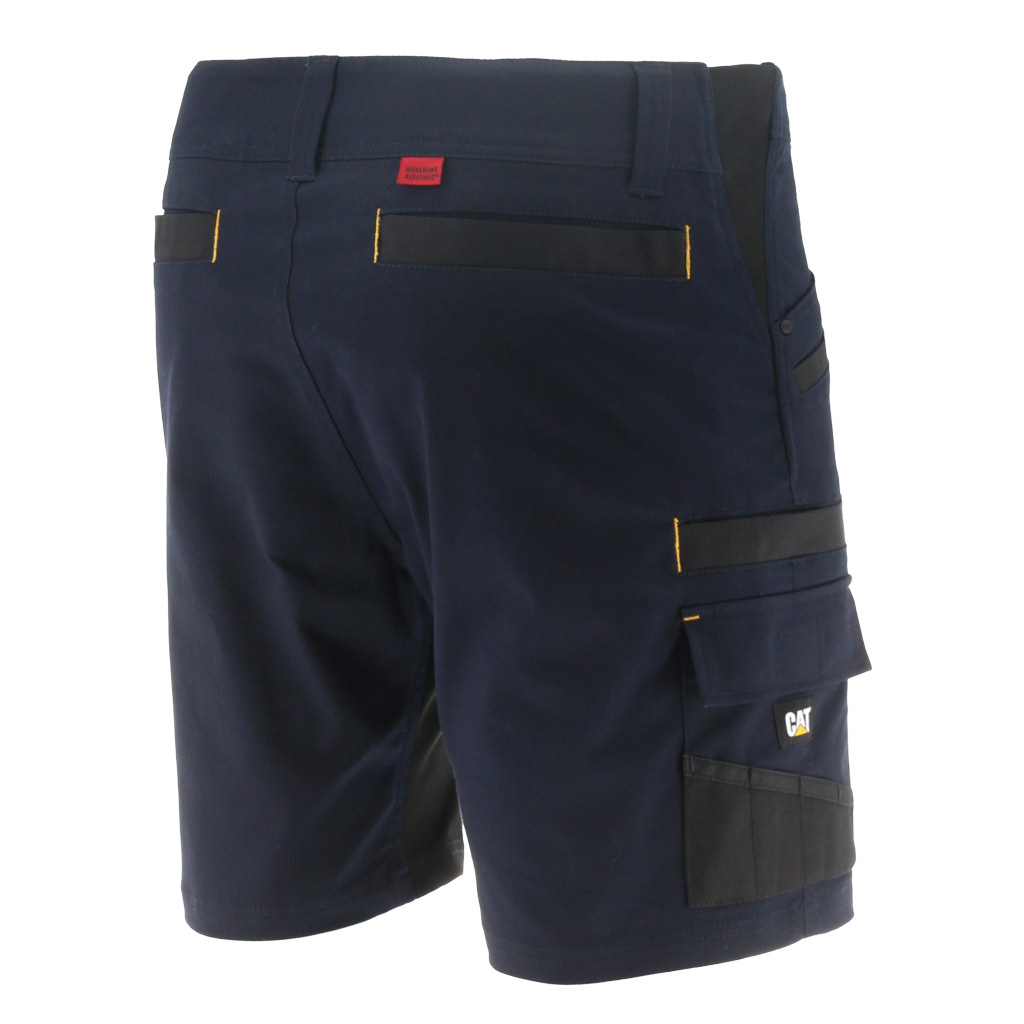 CAT Elite Operator Shorts - Navy (back)