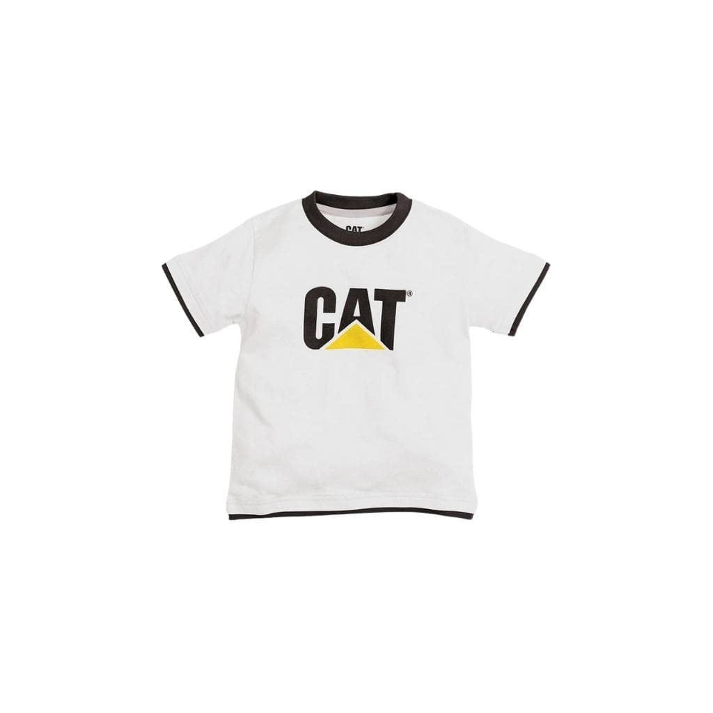 CAT Infant Design Mark Ringer Tees