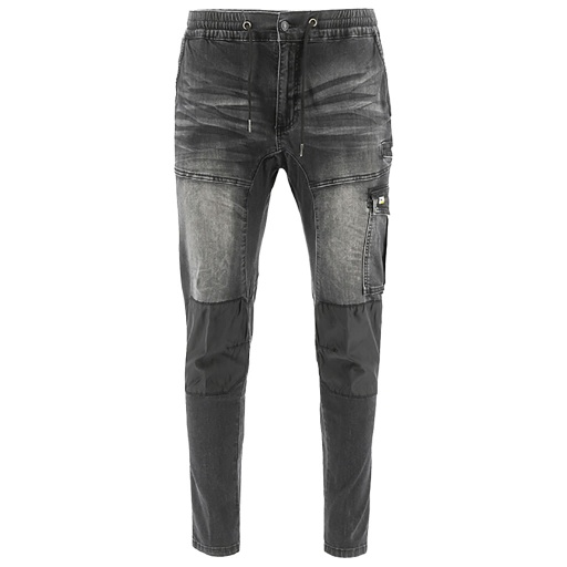 CAT Dynamic Pants Denim - Black