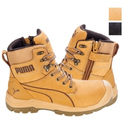 Puma Conquest FT Waterproof Boots - Wheat