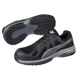Puma Motion Cloud Pursuit FT Safety Shoes - Black