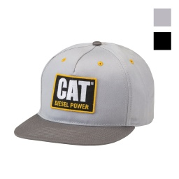 CAT Diesel Power Flat Bill Cap