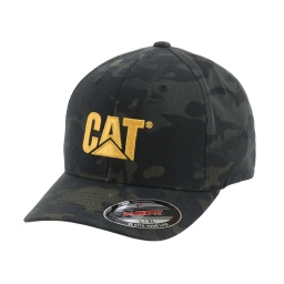 CAT Trademark Flexfit Cap